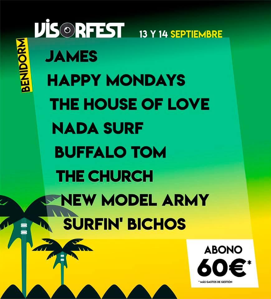 Surfin' Bichos en Visor Fest