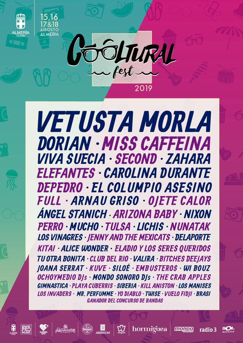 Dorian y Tulsa en Cooltural Fest