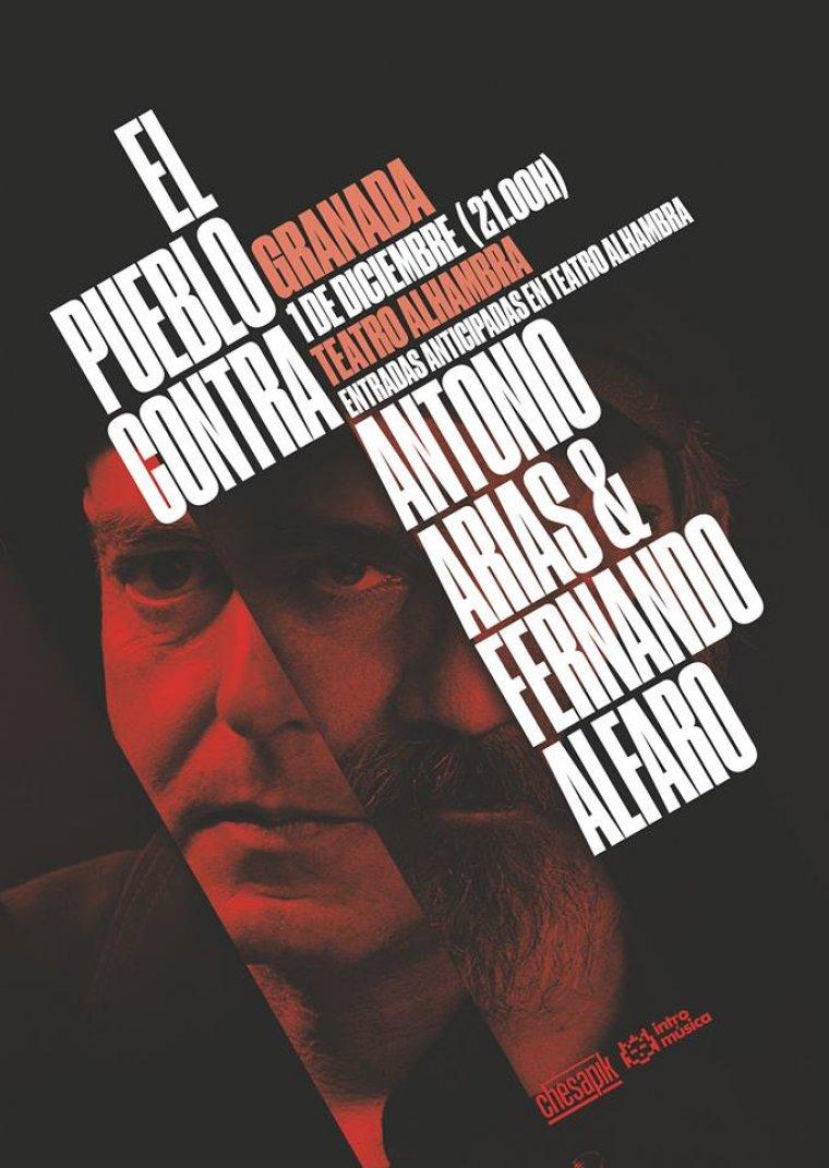 El pueblo contra Antonio Arias y Fernando Alfaro en Granada